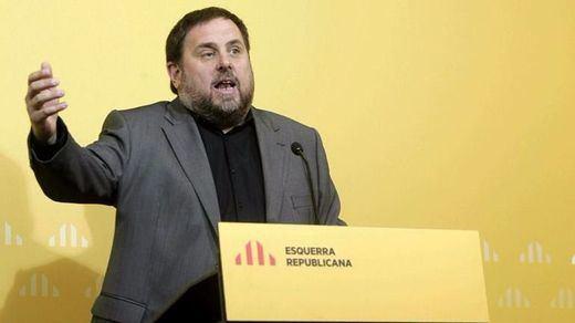 El Gobierno suaviza su discurso sobre Cataluña y encuentra en el antes radical Junqueras el interlocutor ideal