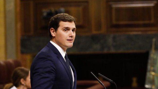 El Congreso aprueba tramitar la ley anticorrupción de Ciudadanos entre reproches a Rivera
