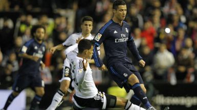 El Madrid empieza a poner al día su calendario: visita Mestalla en el primero de los dos partidos aplazados