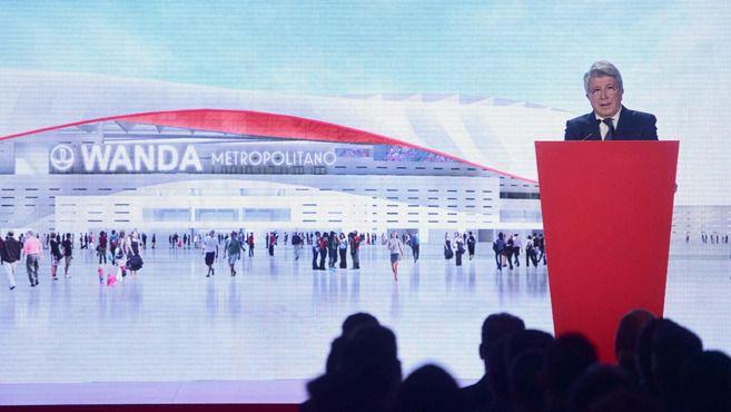 Alerta en el Atlético: puede que el Estadio Metropolitano no esté listo para septiembre