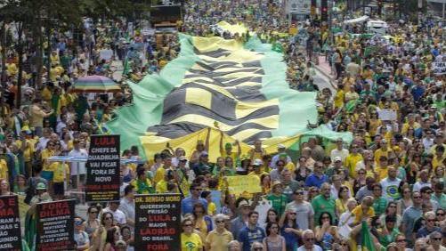 Brasil, nuevo recorte de tipos