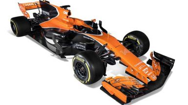 Alonso correrá este año a bordo de la 'naranja mecánica', su nuevo Mclaren