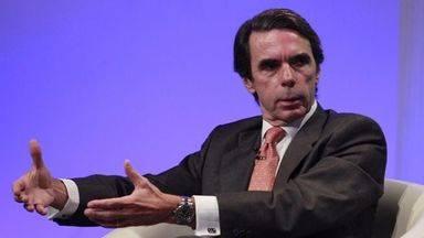 Aznar, sobre las pensiones: