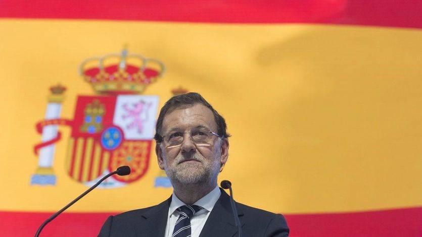 Rajoy insiste en una inexactitud histórica para hablar de Cataluña: 'España es la nación más antigua de Europa'