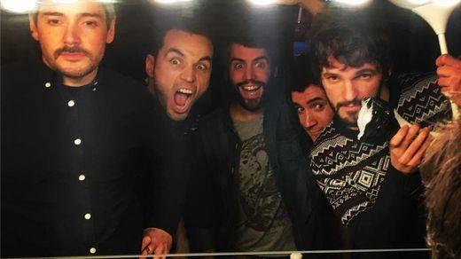 'Buenos y vivientes', Siete C vuelven a tocar en Madrid