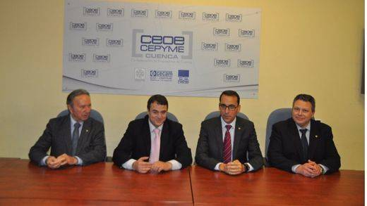 Globalcaja sigue apoyando la lucha contra la despoblación de Cuenca