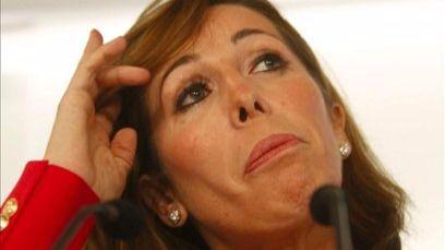Sale a la luz una conversación comprometedora para Sánchez-Camacho