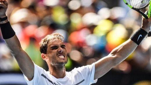 Nadal, casi 'Supernadal', suma y sigue: cuarta victoria seguida y paso a la final en Acapulco