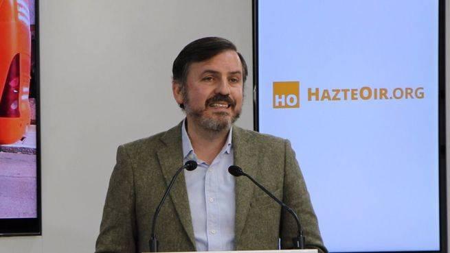 Ignacio Arsuaga, presidente de la asociación HazteOir