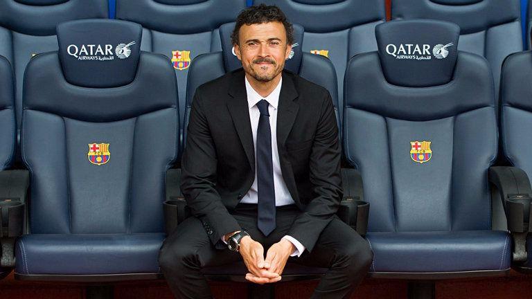 Luis Enrique anuncia su adiós al Barça el día del 'sorpasso' a un Madrid que no pudo con Las Palmas (3-3)