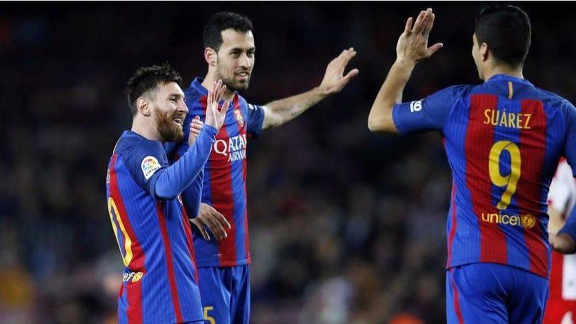 Clasificación de Liga tras el empate del Real Madrid y la victoria del Barça