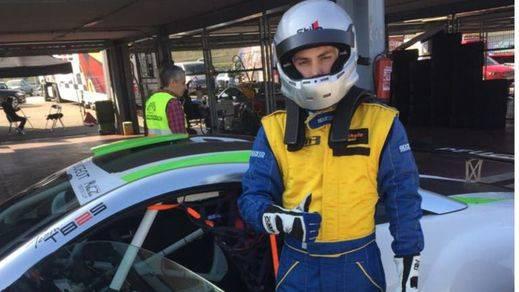 Enrique Hernando afronta la temporada 2017 con salto de categoría y estrena el Peugeot RCZ