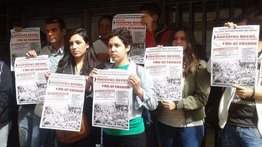 Tensa Comisión de Educación durante la intervención del Sindicato de Estudiantes