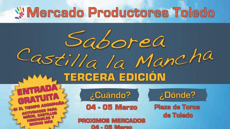 La Plaza de Toros de Toledo acoge la tercera edición de la feria para dar a conocer los mejores productos de la gastronomía regional.