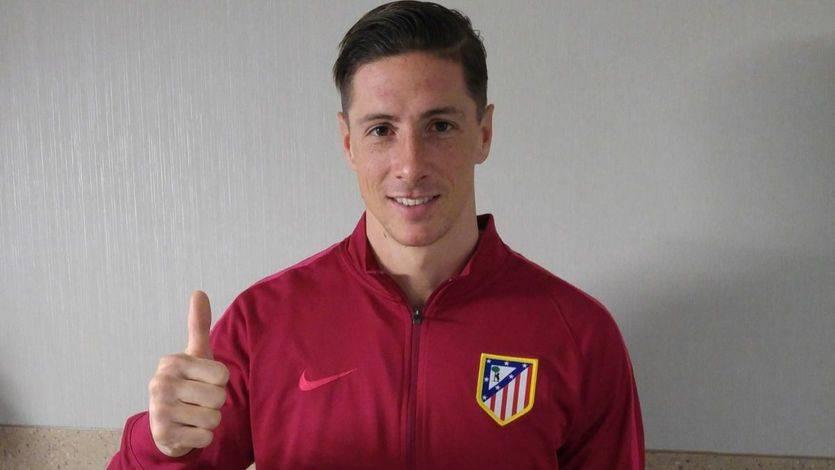 Final del susto: Torres pretende incorporarse a los entrenamientos ya el martes