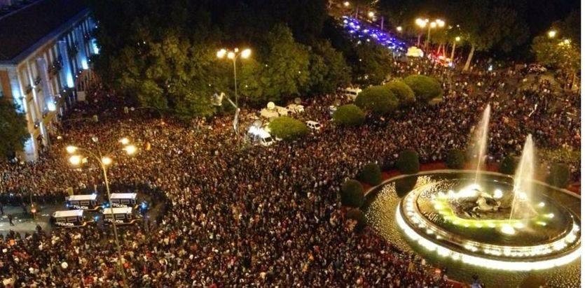 Treinta colectivos convocan para el día 1 de abril en Madrid una gran manifestación contra 'unos Presupuestos antisociales'