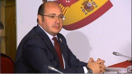 Ciudadanos y PSOE de Murcia se citan para negociar el cese del aún presidente Pedro Antonio Sánchez