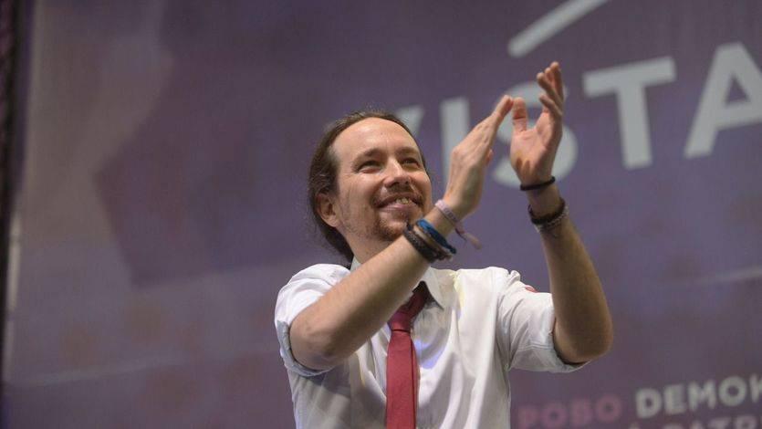 Unidos Podemos supera su bache y vuelve a ser la segunda fuerza política del país