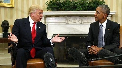 Trump acusa a Obama de espionaje durante la campaña electoral