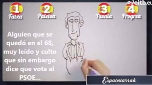 El programa de la televisión vasca que insulta a los españoles, condenado incluso por el PNV