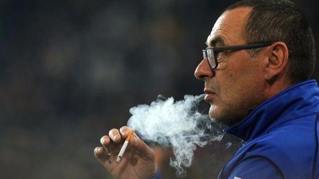Sarri echa humo contra el Madrid y ya tiene la táctica para remontar: 'Tocar los cojones' a los futbolistas blancos
