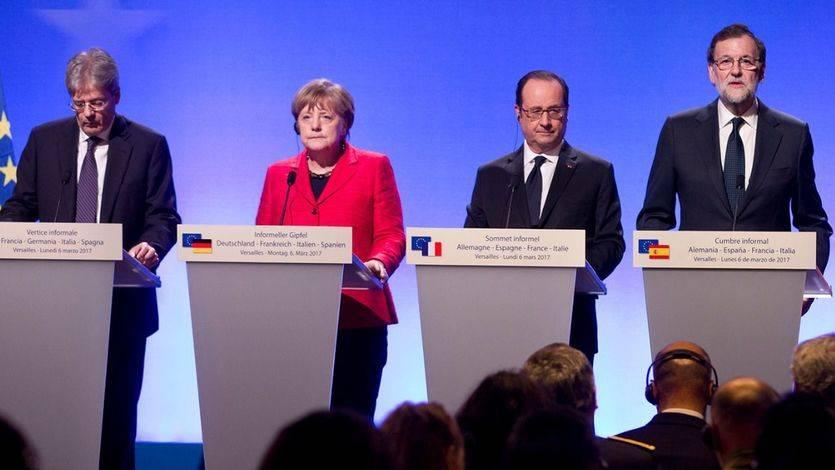 Europa, condenada a una Unión a varias velocidades: a la carta para convencer a los miembros más ricos