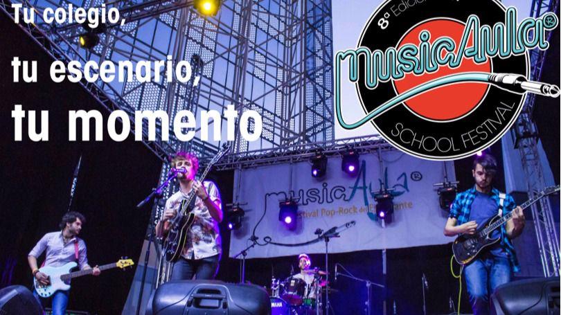 'Menos botellón y más música', llega una nueva edición del MusicAula School Festival