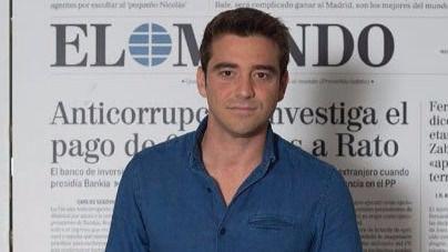 Javier Negre, uno de los periodistas que denuncian acoso de Podemos: