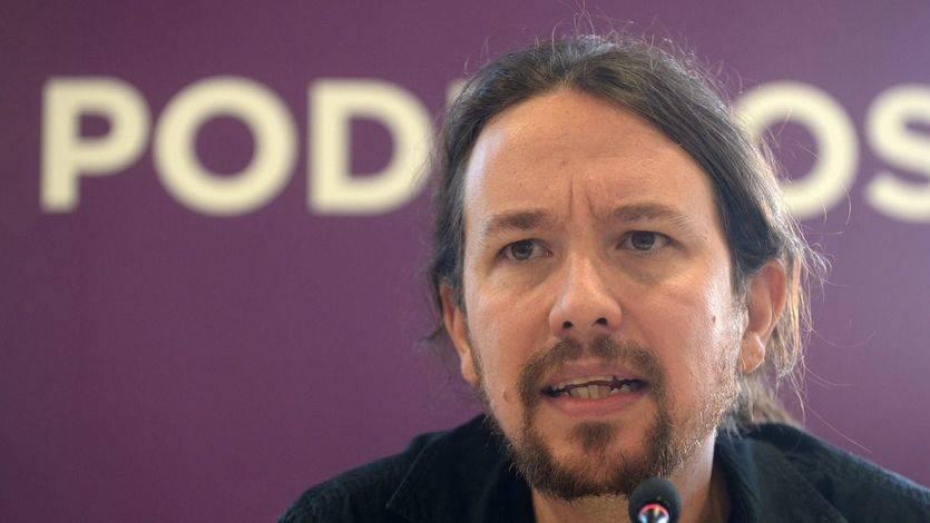 Pablo Iglesias se pone serio tras las acusaciones de parte de la prensa: 'Que presenten pruebas'