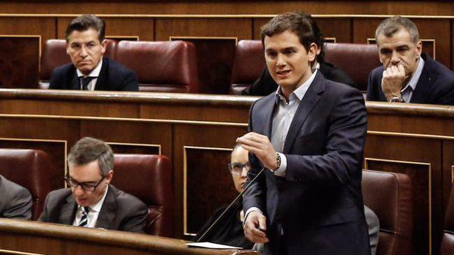 Rivera da por hecho que Rajoy incumplirá su acuerdo sobre la investigación de la financiación del PP