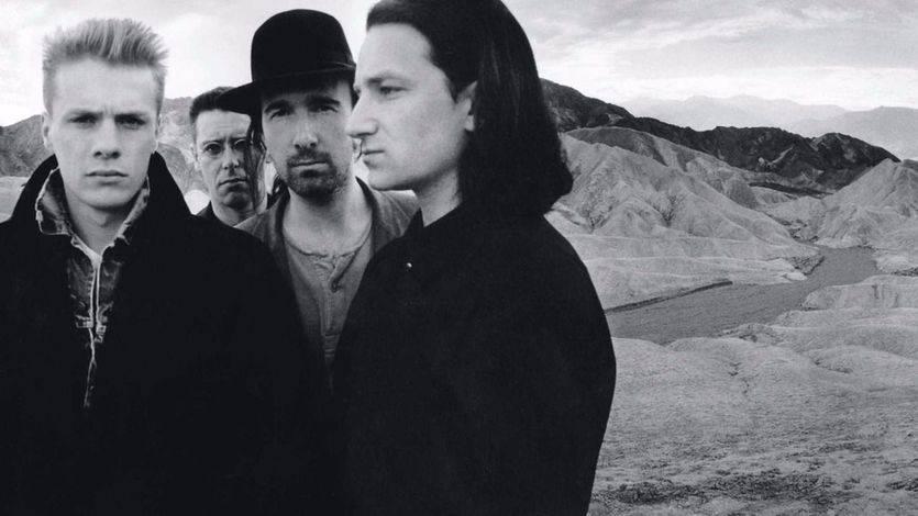 30 años de 'The Joshua tree', el disco que convirtió a U2 en U2