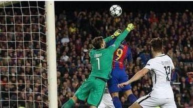 Increíble pero cierto: remontada histórica del 'SuperBarça', que le hace un set y elimina al PSG (6-1)