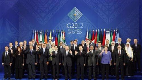 Preparando el G-20