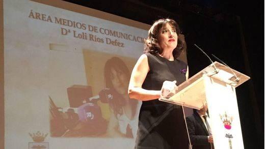 La periodista Loli Ríos, galardonada por el Ayuntamiento de Albacete en el Día de la Mujer