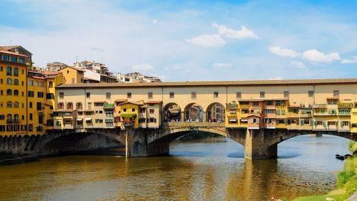 Curiosidades del ponte vecchio en Florencia