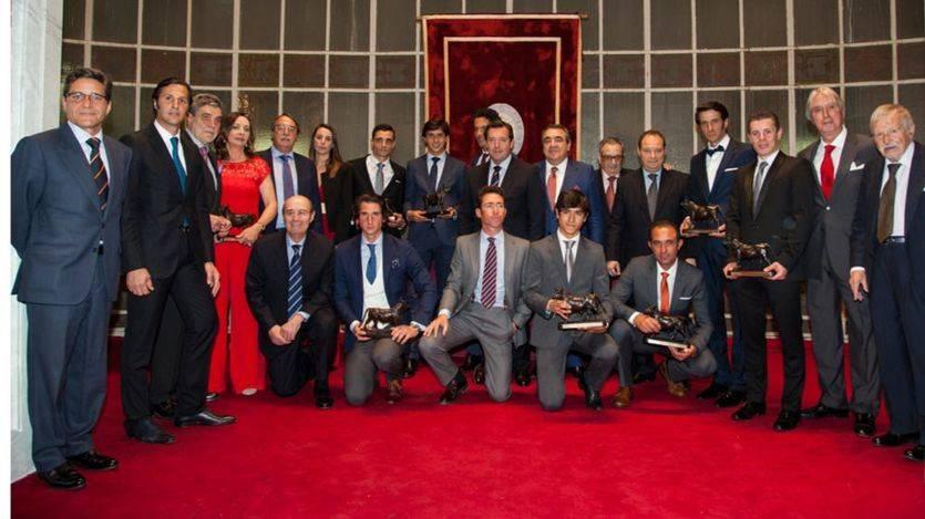 El Casino de Madrid entregó sus veteranos y prestigiosos Premios de San Isidro