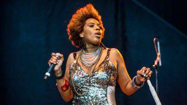 La diva del neo-soul, Macy Gray, se pasa al jazz y presenta su nuevo disco en Madrid