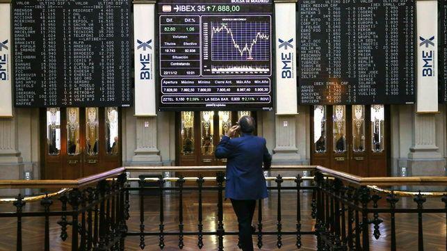 La Bolsa española vuelve a soñar tras los tiempos más duros: el Ibex supera los 10.000