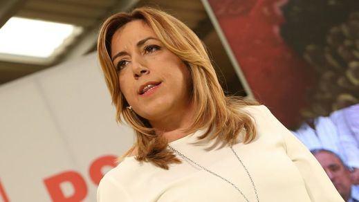 Susana Díaz pide un pacto de Estado contra violencia machista
