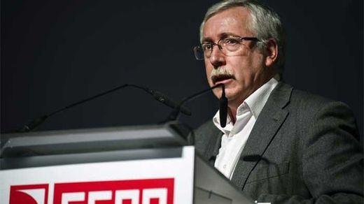 Toxo no optará a la reelección como secretario general de CCOO