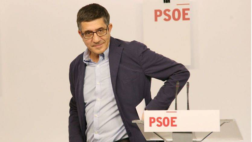 Esta es la apuesta de Patxi López sobre el sistema de primarias en el PSOE