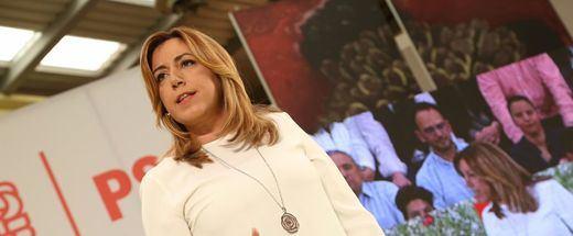 Susana Díaz lanzará su candidatura en 'casa' de Sánchez el 26 de marzo
