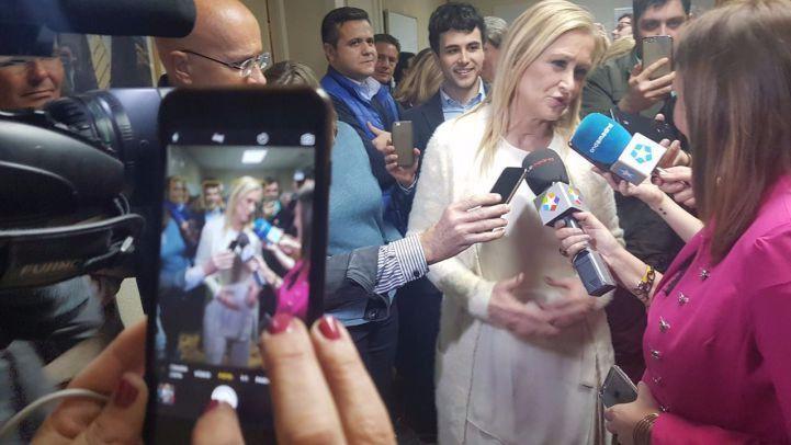 Presidencia del PP de Madrid
