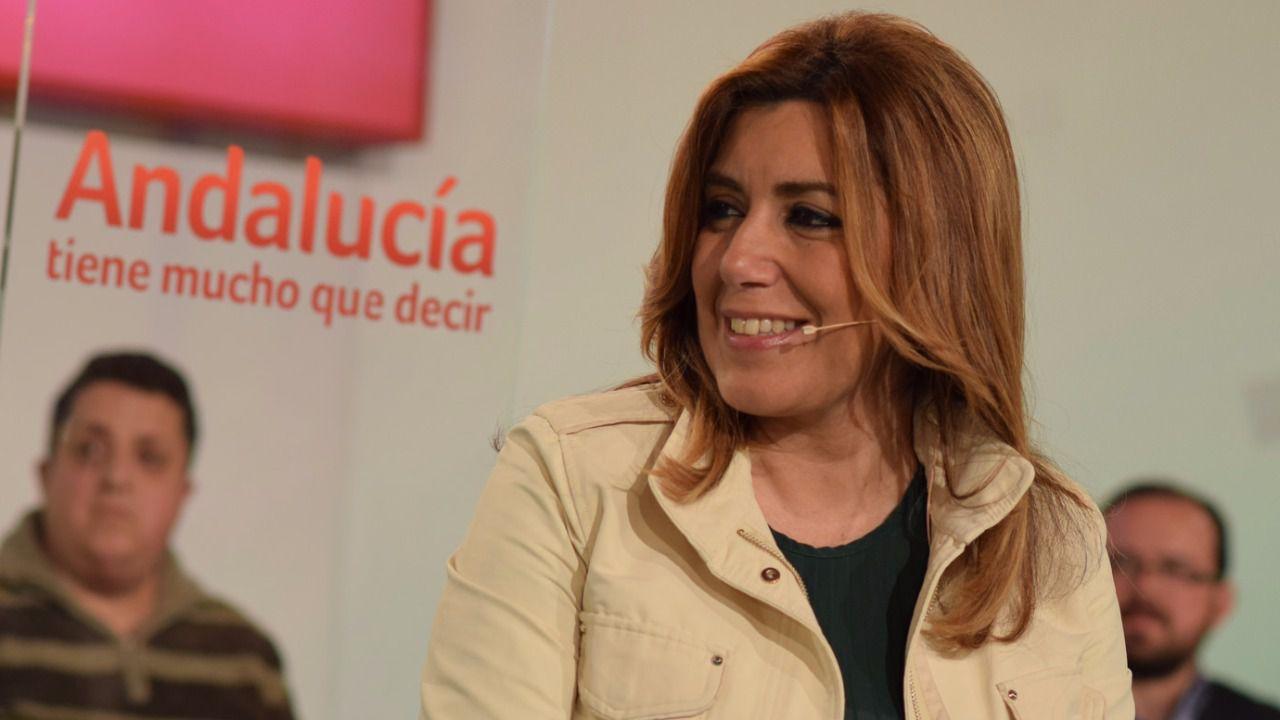 La razón por la que Susana Díaz ya ha dejado adelantada su candidatura a liderar el PSOE