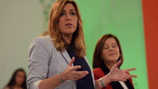 Así es el plan que tiene atado Susana Díaz para ganar las primarias del PSOE