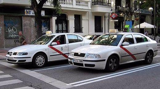 Huelga de taxis de Madrid: este 16 de marzo, protesta por la irrupción de Uber y Cabify