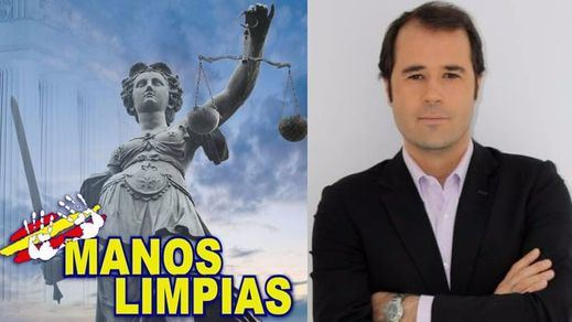 Años de investigación en torno al sindicato Manos Limpias para escribir el libro 'La justicia como negocio'