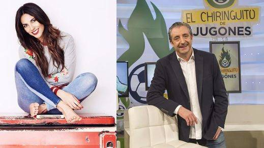 Pedrerol y 'El Chiringuito de Jugones' se quedan sin Irene Junquera