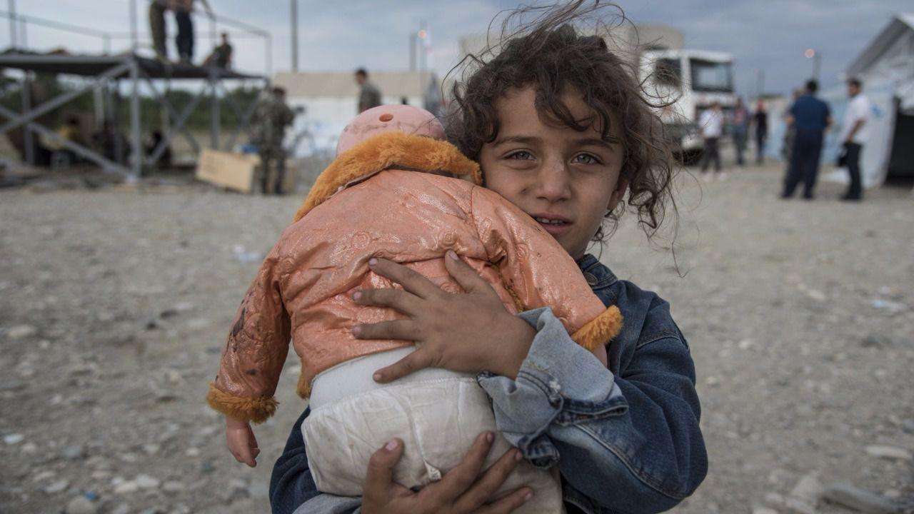Resultado de imagen para niños siria