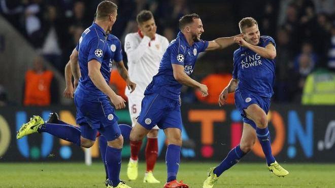 El 'Eurosevilla' se suicida en Leicester y dice adiós al sueño de la Champions (2-0)